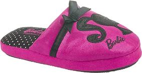 Тапочки Barbie Тапочки для девочки тапочки lamaliboo тапочки