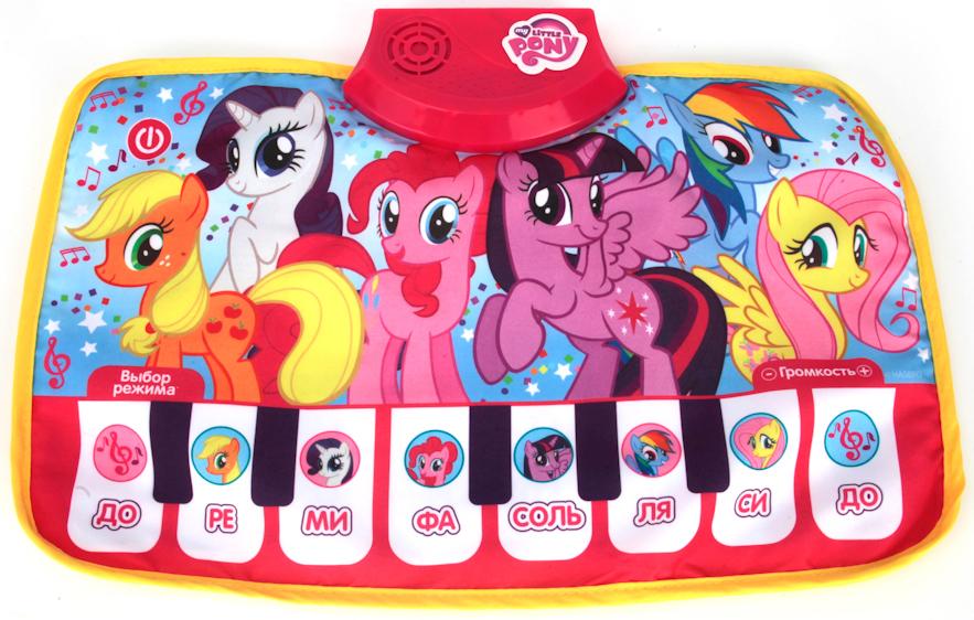 Музыкальный коврик-пианино My Little Pony My Little Pony цена