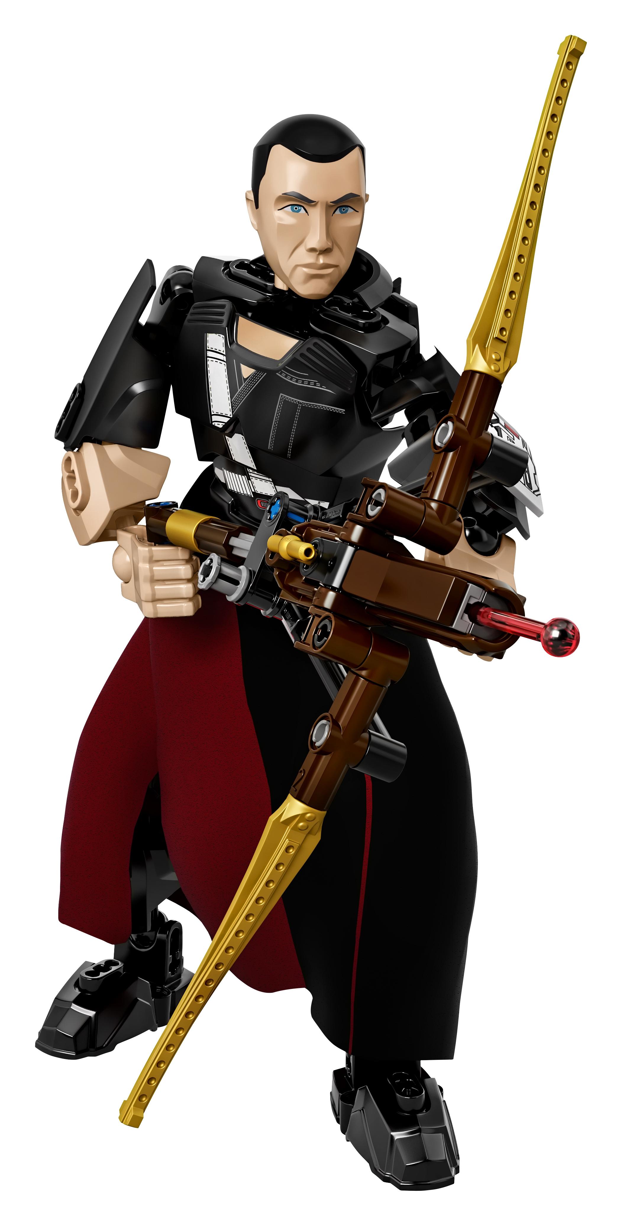 Конструктор LEGO Star Wars 75524 Чиррут Имве