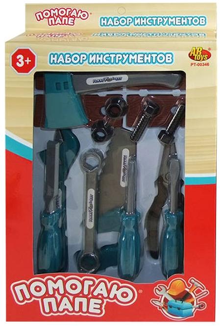 Наборы игрушечных инструментов ABtoys Набор инструментов ABtoys «Помогаю папе»