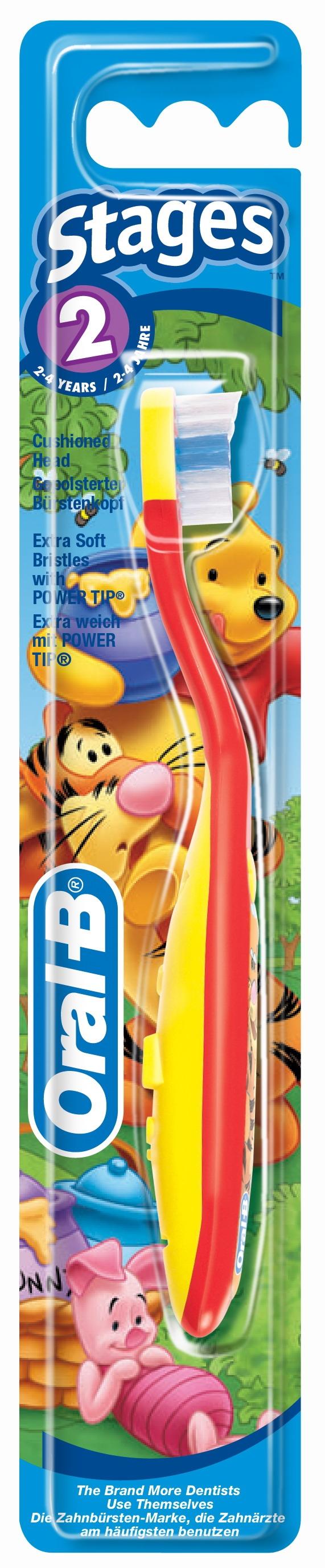 Зубные щетки и пасты Oral-B Зубная щетка oral b детская зубная щетка oral b mickey for kids 20 от 3 лет красная