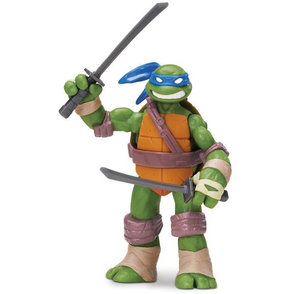 Черепашки Ниндзя Черепашки Ниндзя Фигурка Ninja Turtles «Черепашки Ниндзя» 10-12 см в асс. turtles говорящая фигурка черепашки ниндзя леонардо half shell hero 15 см