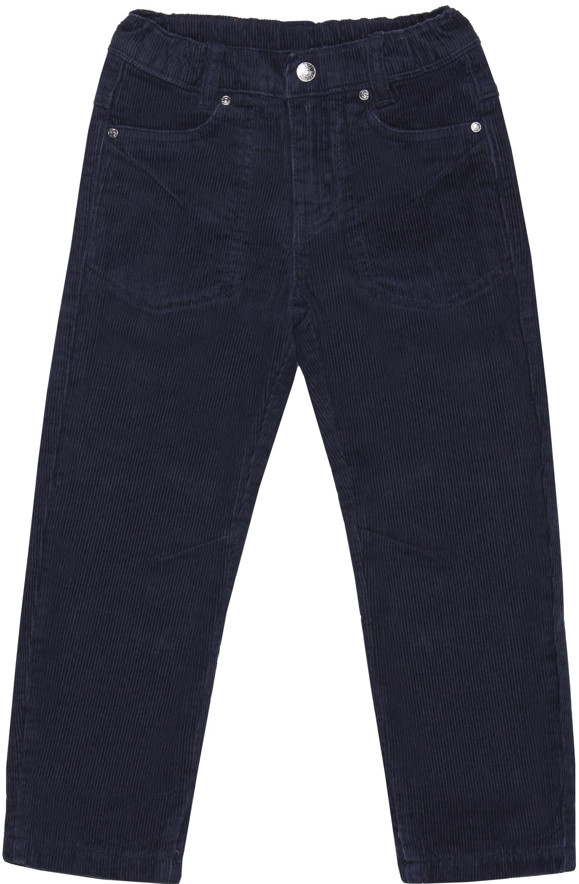 Брюки для мальчика Barkito W17B4002W(1) Корабль 2 синие addicted синие кашемировые брюки