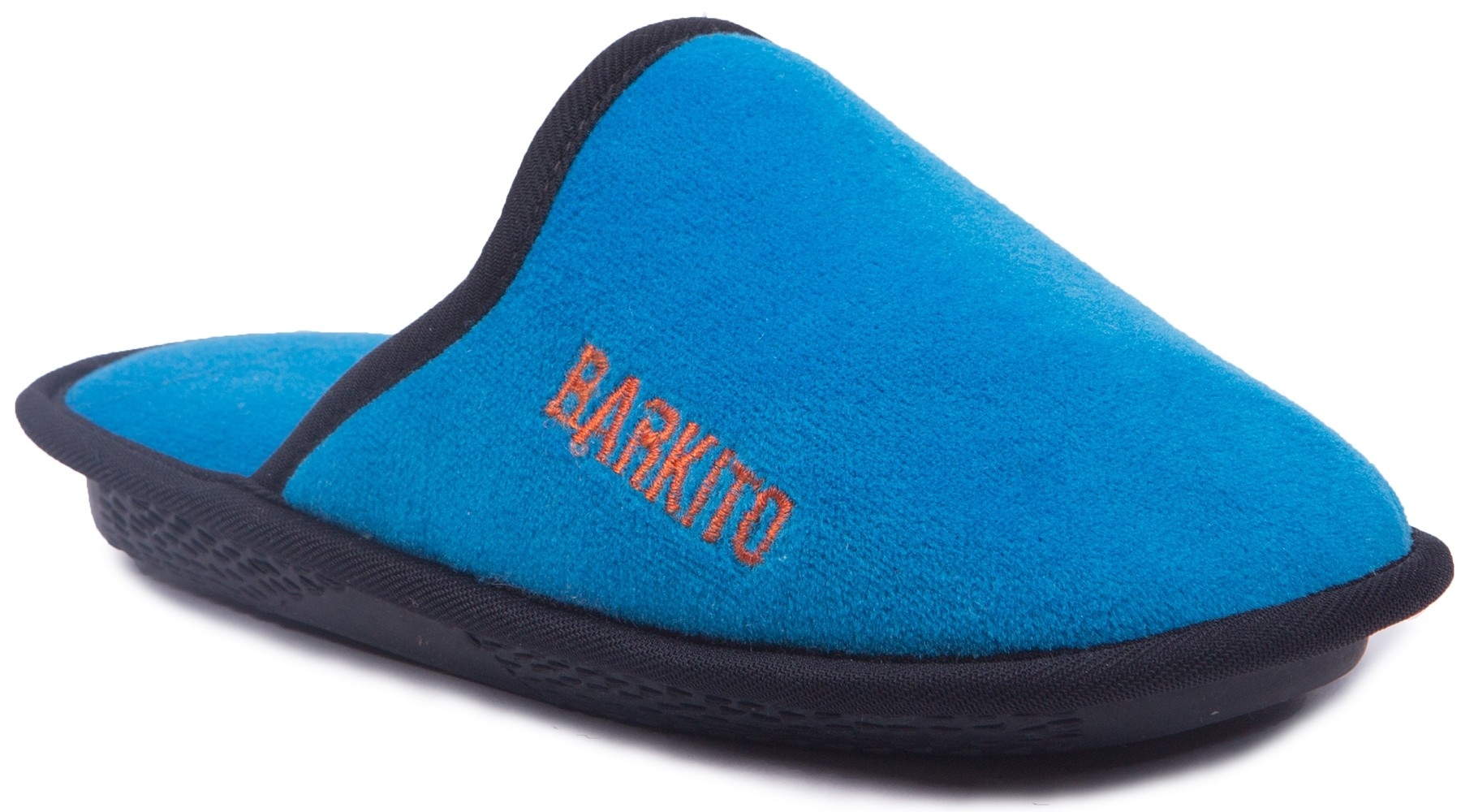 Тапочки Barkito Пантолеты для мальчика Barkito, синие