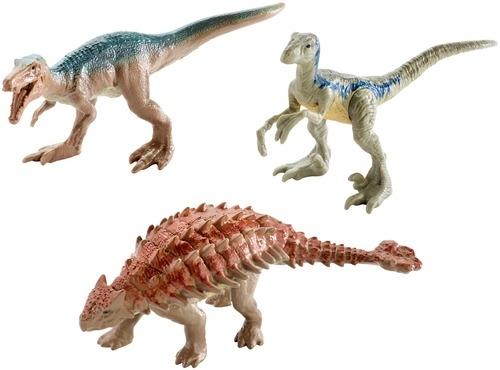 Фигурки животных Jurassic World Фигурки Jurassic World «Динозавры-мини» в асс. mattel фигурка динозавра jurassic world мини динозавры