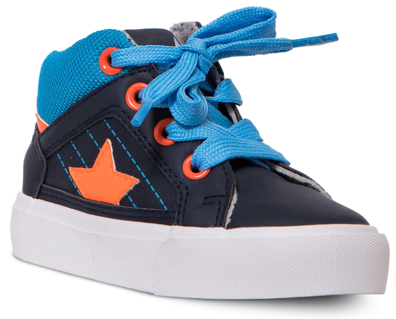 Ботинки для мальчика Barkito синий ботинки для мальчика barkito krw18202