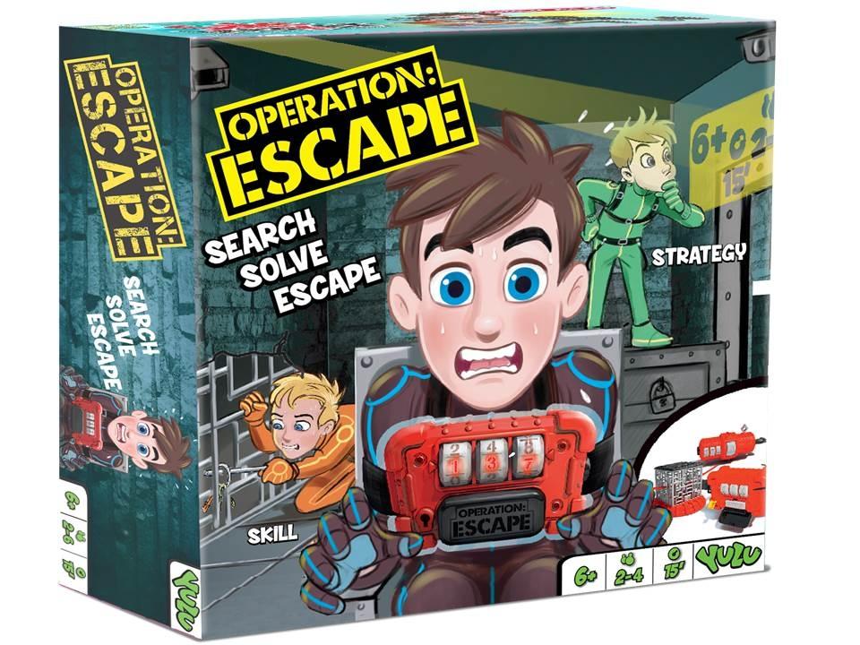 Игровой набор Yulu Operation Escape