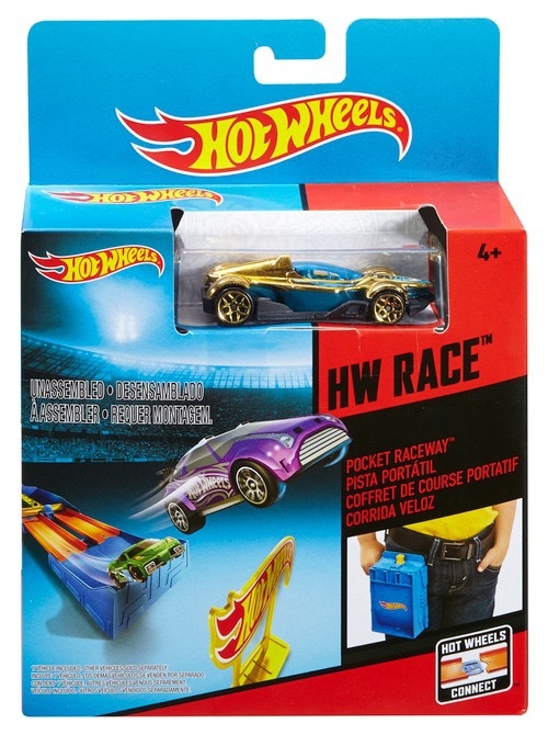 Детские треки и авторалли Mattel Автотрек Hot Wheels mattel hot wheels dwl01 игровой набор взрывная трасса