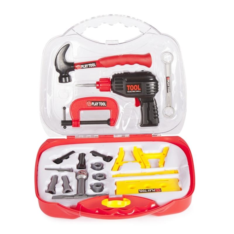 Наборы игрушечных инструментов Altacto «Ремонтный набор» 19 предметов игра настольная stupid casual дорожно ремонтный набор