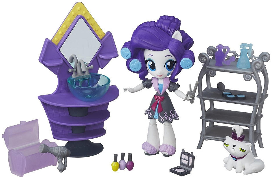 Игровой набор Hasbro Equestria Girls полуботинки equestria girls