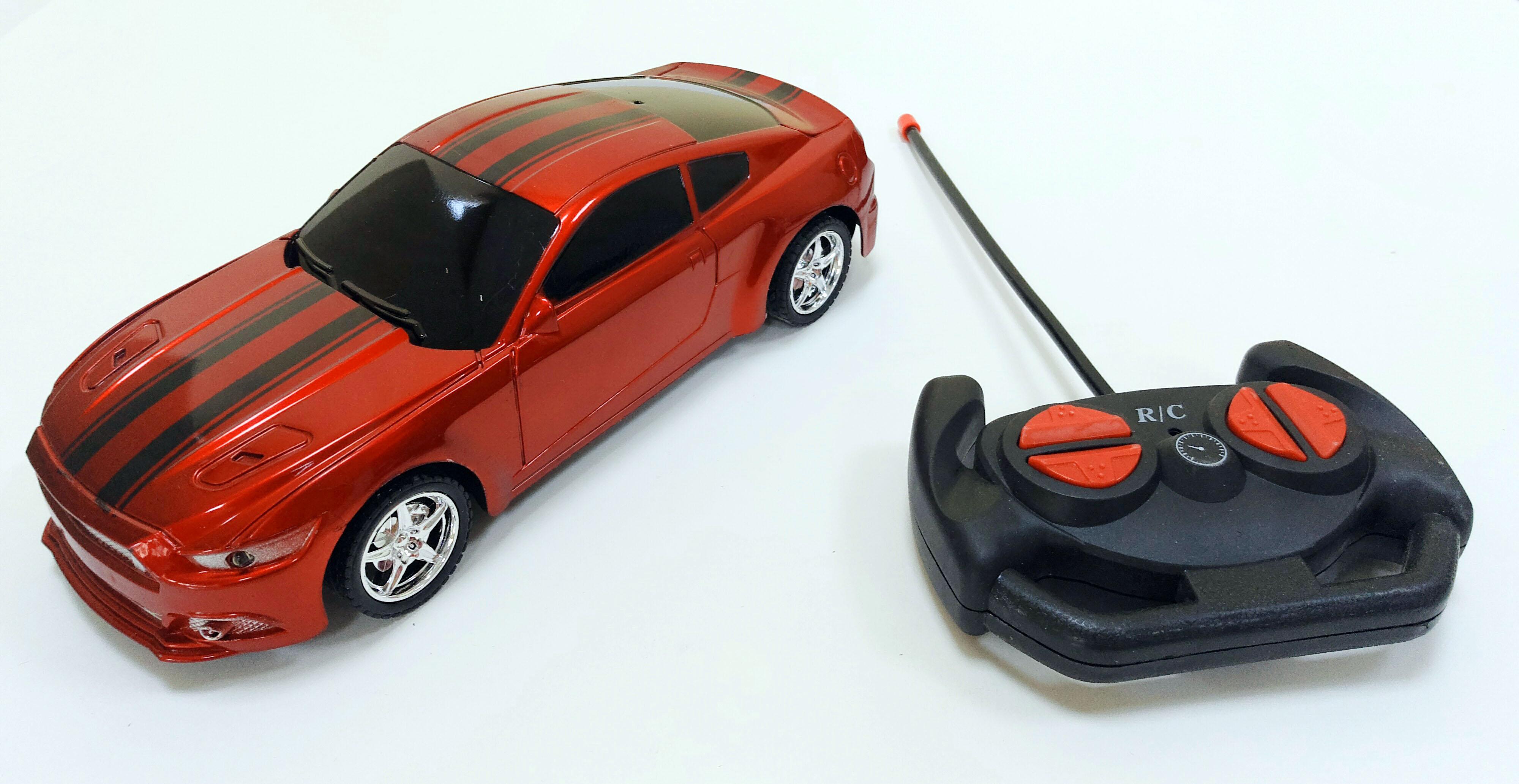 Радиоуправляемая машина, Спорткар, 1шт., База игрушек Спорткар, Китай, red  - купить со скидкой