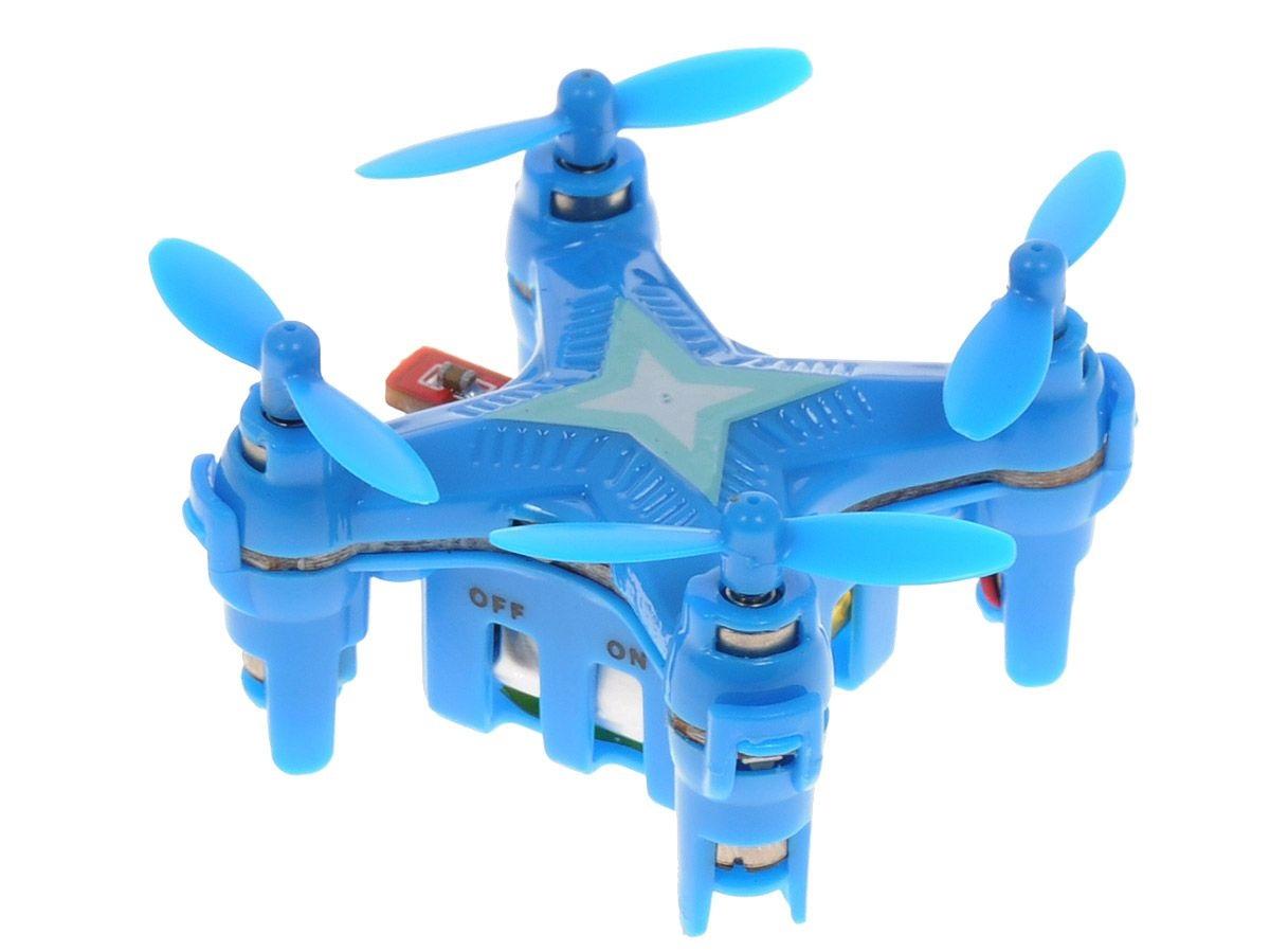 Квадрокоптеры 1toy GYRO-Nano II игрушка 1toy gyro flex вертолет с гироскопом т57269