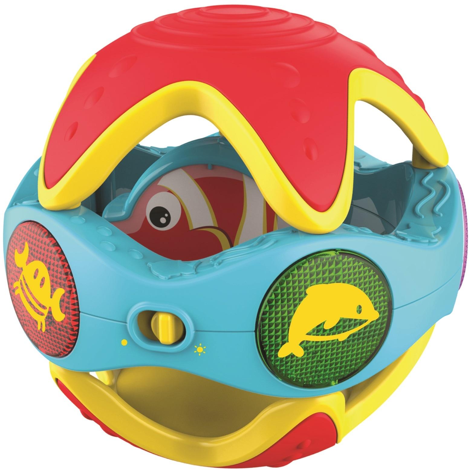 Развивающая игрушка Kidz Delight Интерактивный шар