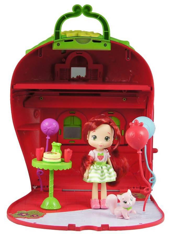 Игровой набор Шарлотта Земляничка Шарлотта Земляничка кукла шарлотта земляничка шарлотта земляничка