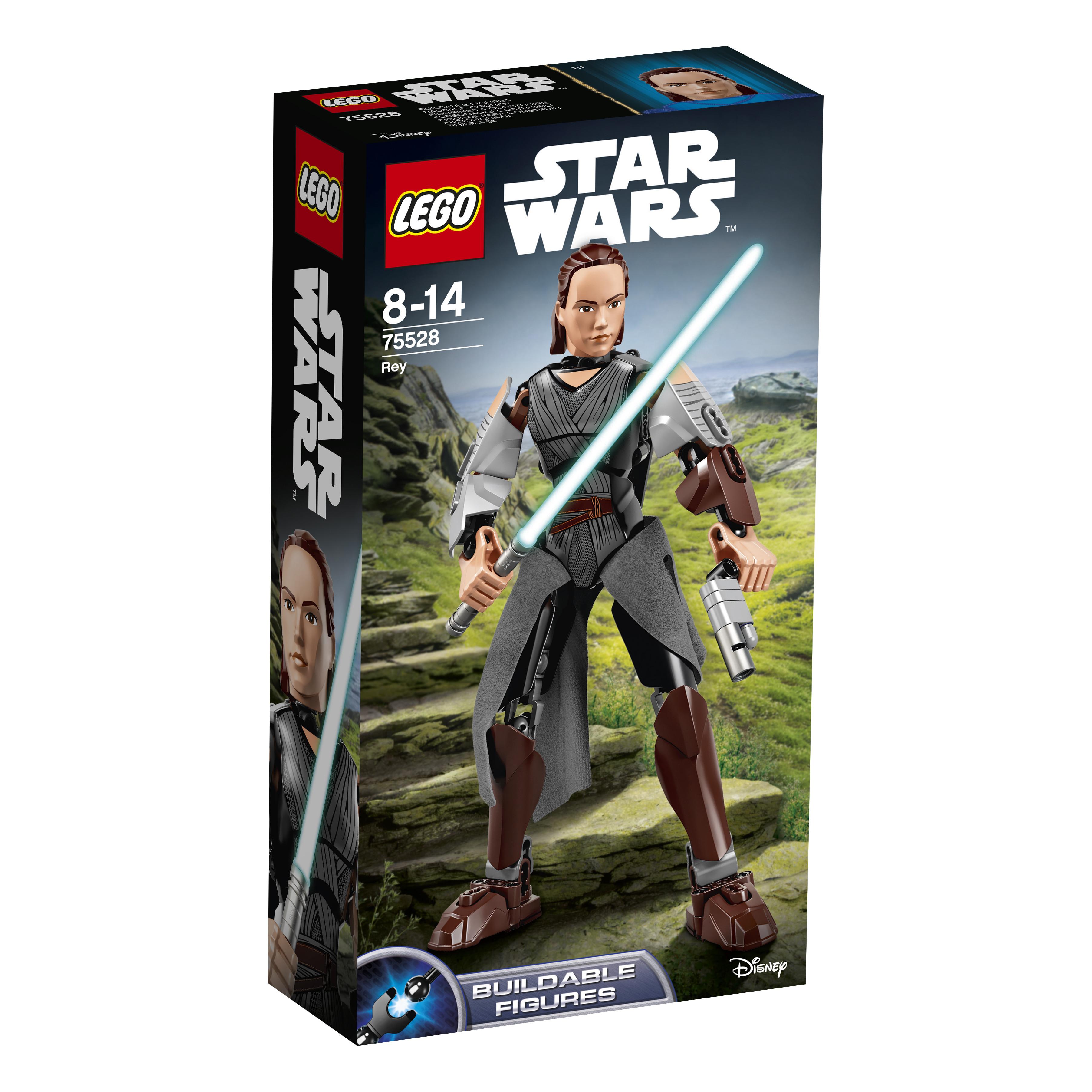 Конструктор LEGO Рей
