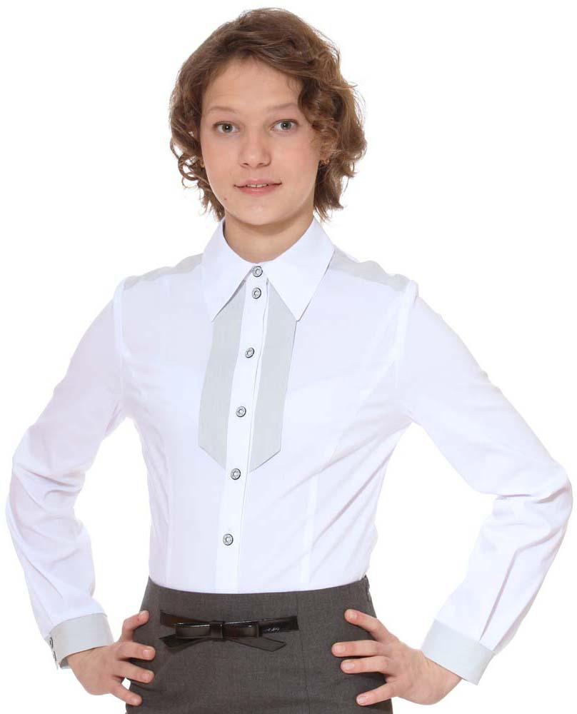 Форма для девочек Смена Блузка  девочки