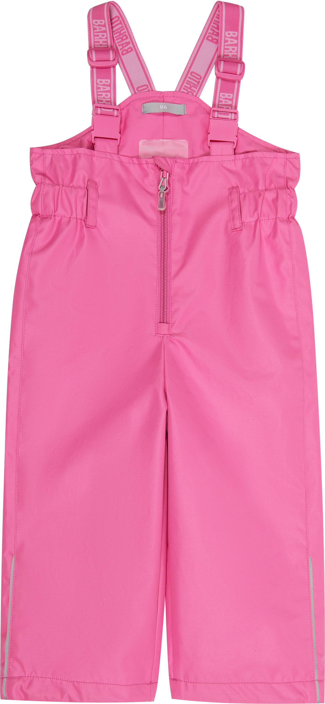 Купить Брюки на лямках для девочки Barkito, розовые, Китай, розовый, Женский