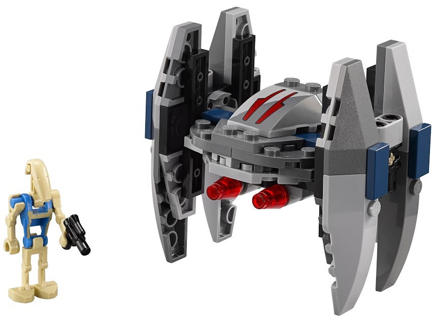Star Wars LEGO Конструктор LEGO Star Wars 75073 Дроид-Стервятник