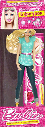 Десерты Barbie Barbie 22 г в ассортименте