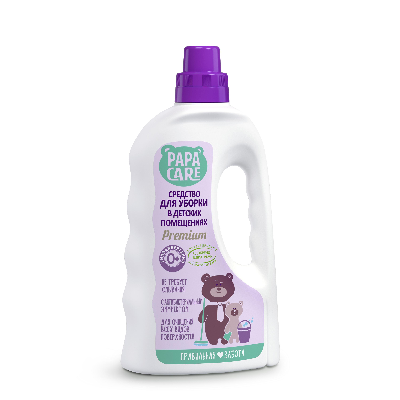 Средство для мытья поверхностей Papa Care с антибактериальным действием
