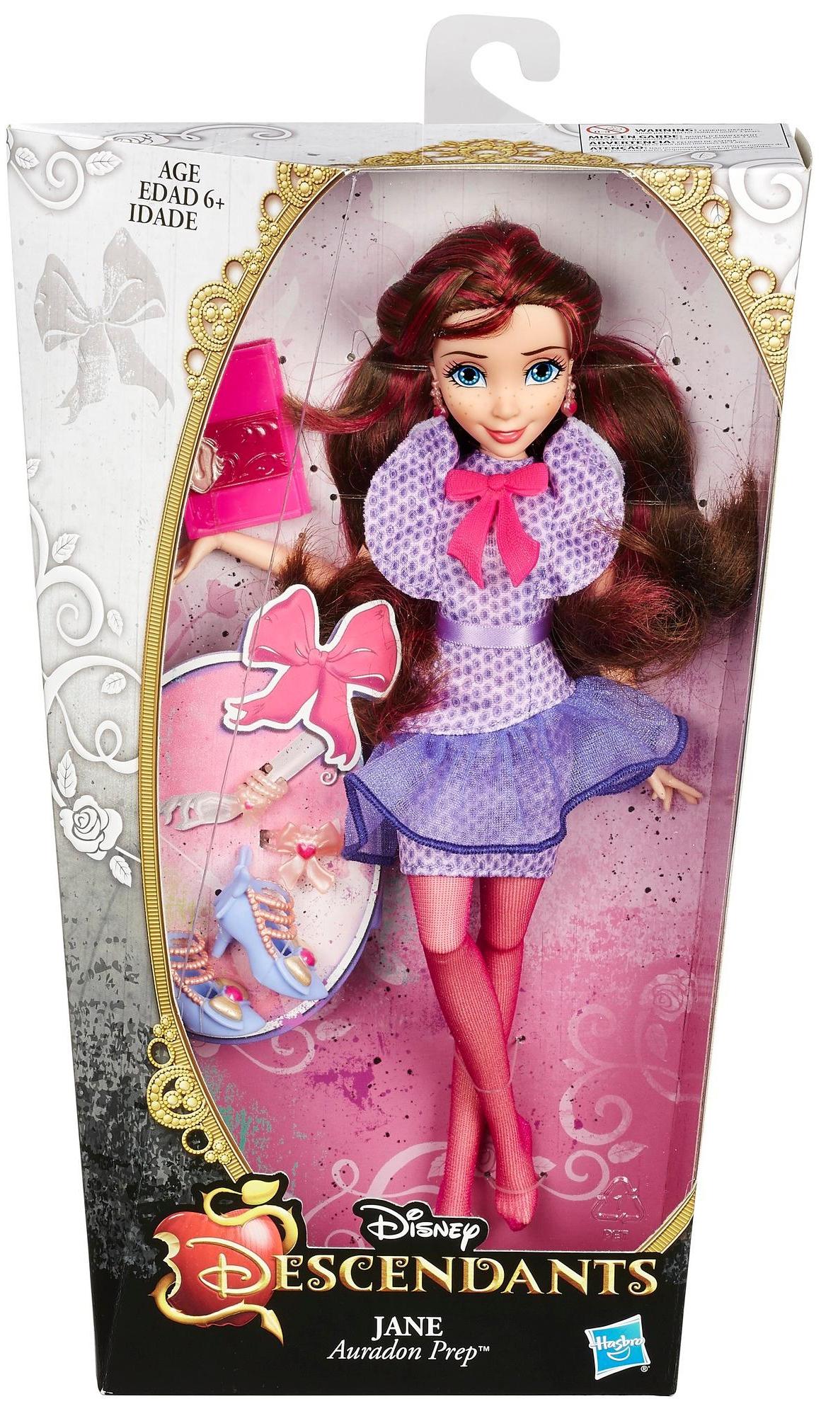 Кукла Hasbro День семьи hasbro кукла одри светлые герои в платьях для коронации наследники disney