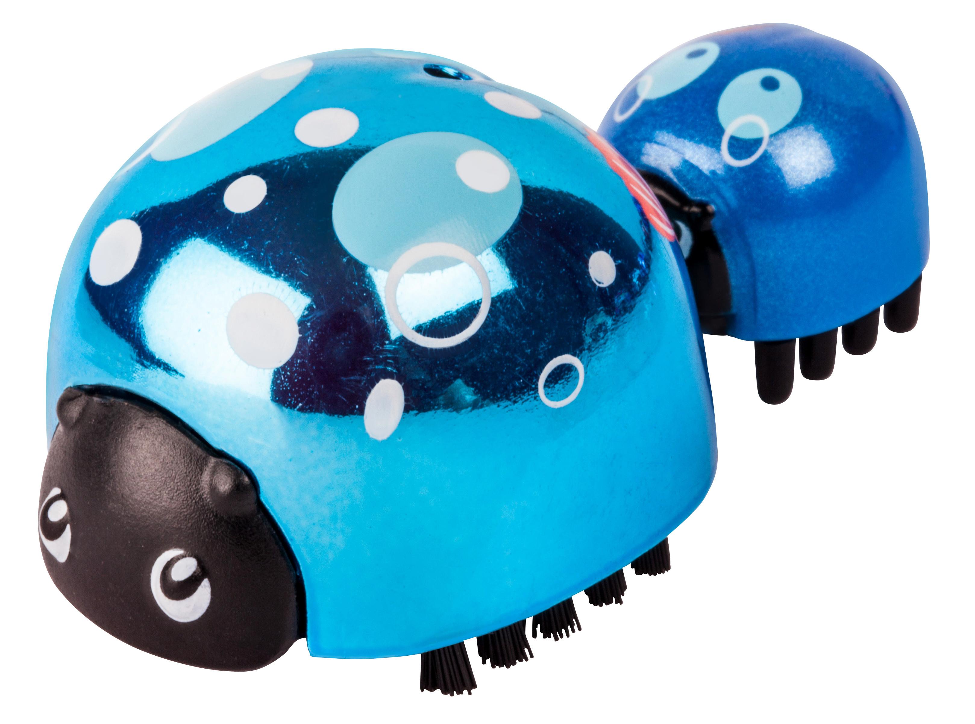 Интерактивная игрушка Moose Little Live Pets Божья коровка и малыш moose интерактивная мышка little live pets голубая moose