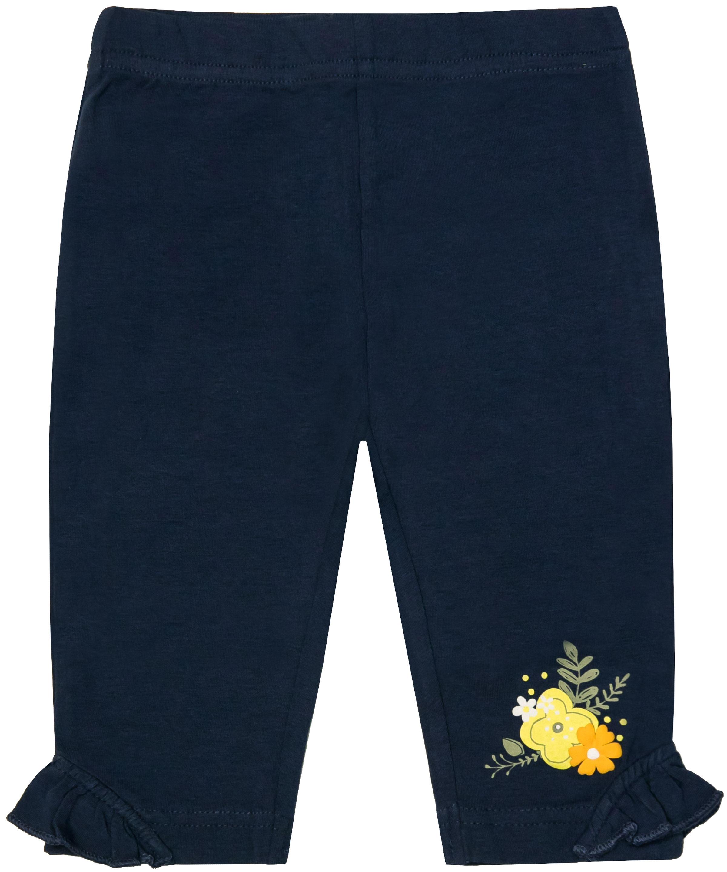 Брюки Barkito Желтые цветы 913532 X572 75 комплект маек цветы для девочки barkito