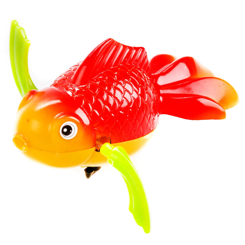Игрушка заводная Умка Рыбка babyono игрушка подвеска рыбка