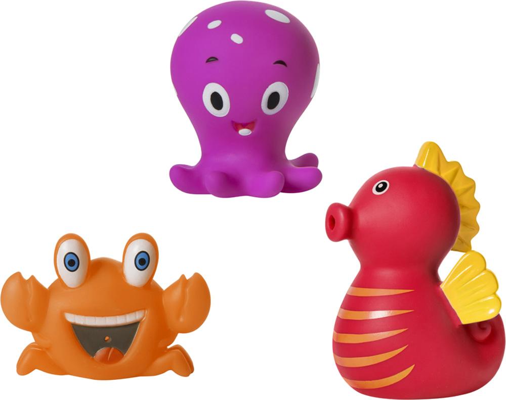 Игрушки для ванны Курносики Обитатели морей майка классическая printio пермский край пермь