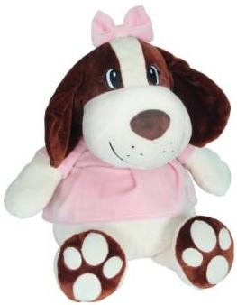 Мягкие игрушки СмолТойс Собачка Сонечка смолтойс мягкая игрушка собачка 45 см