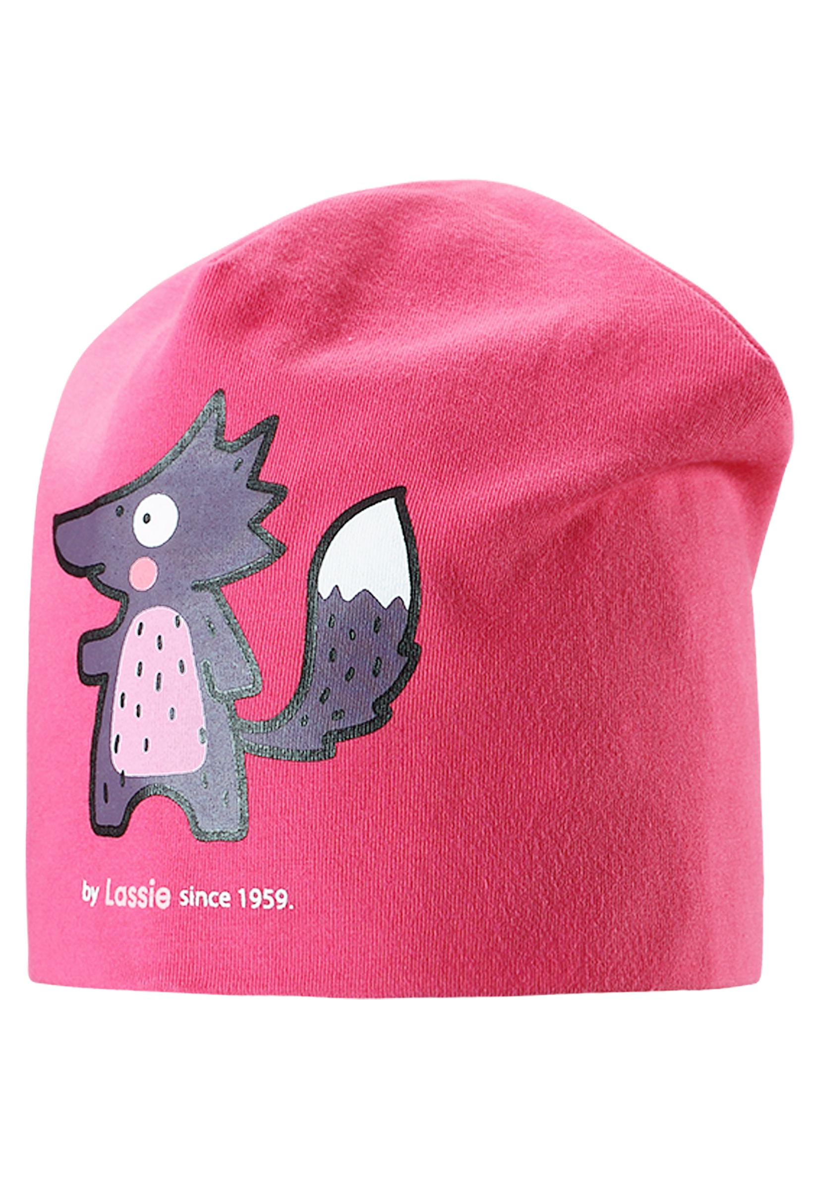 Головные уборы Lassie by Reima Шапка для девочки Lassie by Reima, розовый lassie by reima шапка для девочки lassie by reima