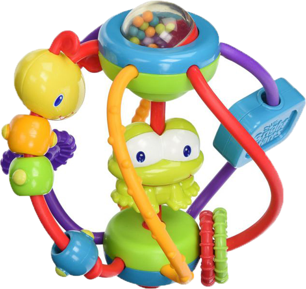 Развивающая игрушка BRIGHT STARTS Логический шар игрушка развивающая логический квадрат артикул д020