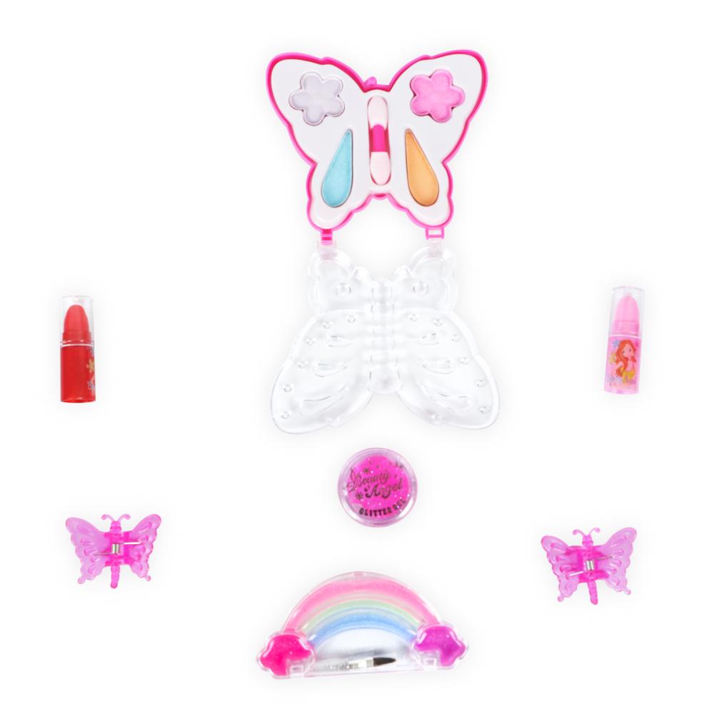 Декоративная косметика Beauty Angel Мини-набор декоративной косметики Beauty Angel «Бабочка 1» base to beauty набор натуральной косметики beauty box relax гармония и равновесие