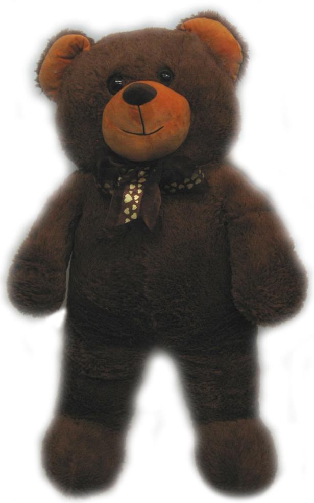 Купить Мягкие игрушки, Медведь 65 см, СмолТойс, Россия, brown