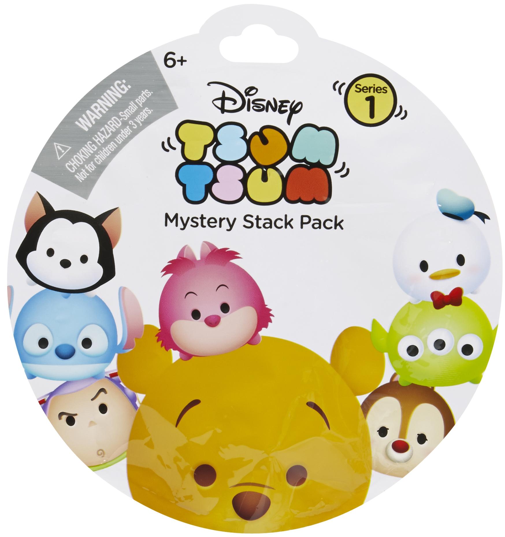 Фигурки героев мультфильмов Tsum Tsum Фигурка Tsum Tsum коллекционная в ассортименте фигурка коллекционная tsum tsum jakks pacific уп ка из 9 шт 8 шт в коробе 997000 в ассортименте