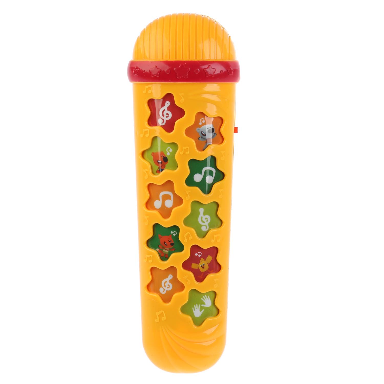 цена на Музыкальная игрушка Умка Микрофон Ми-ми-мишки