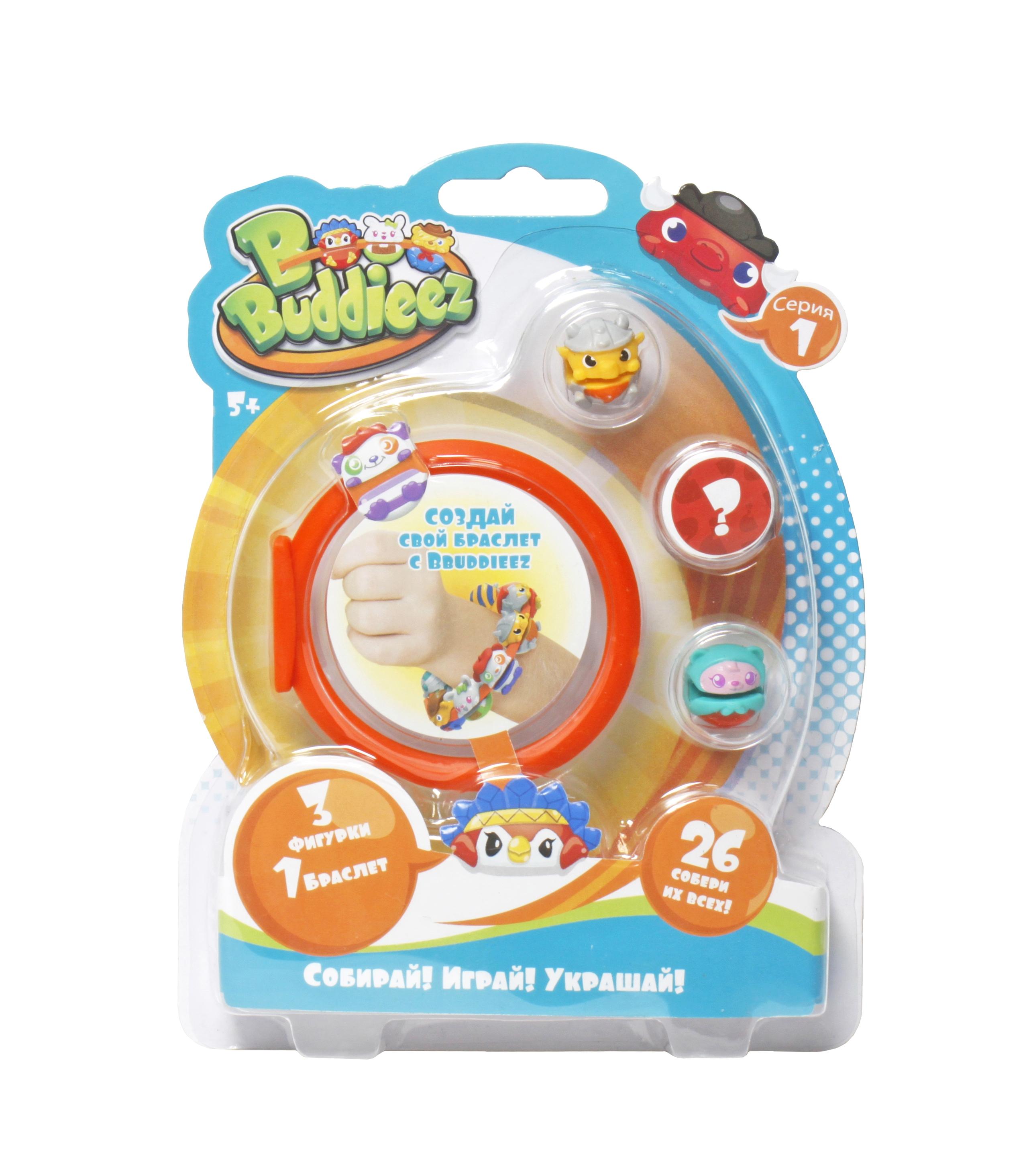 Украшения 1toy с 3 шармами 1toy набор bbuddieez оранжевый домик для хранения с подвеской 3 шарма персонажа 1toy