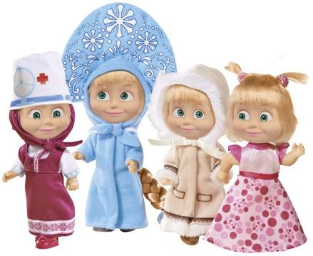 цена на Кукла simba Маша в наряде