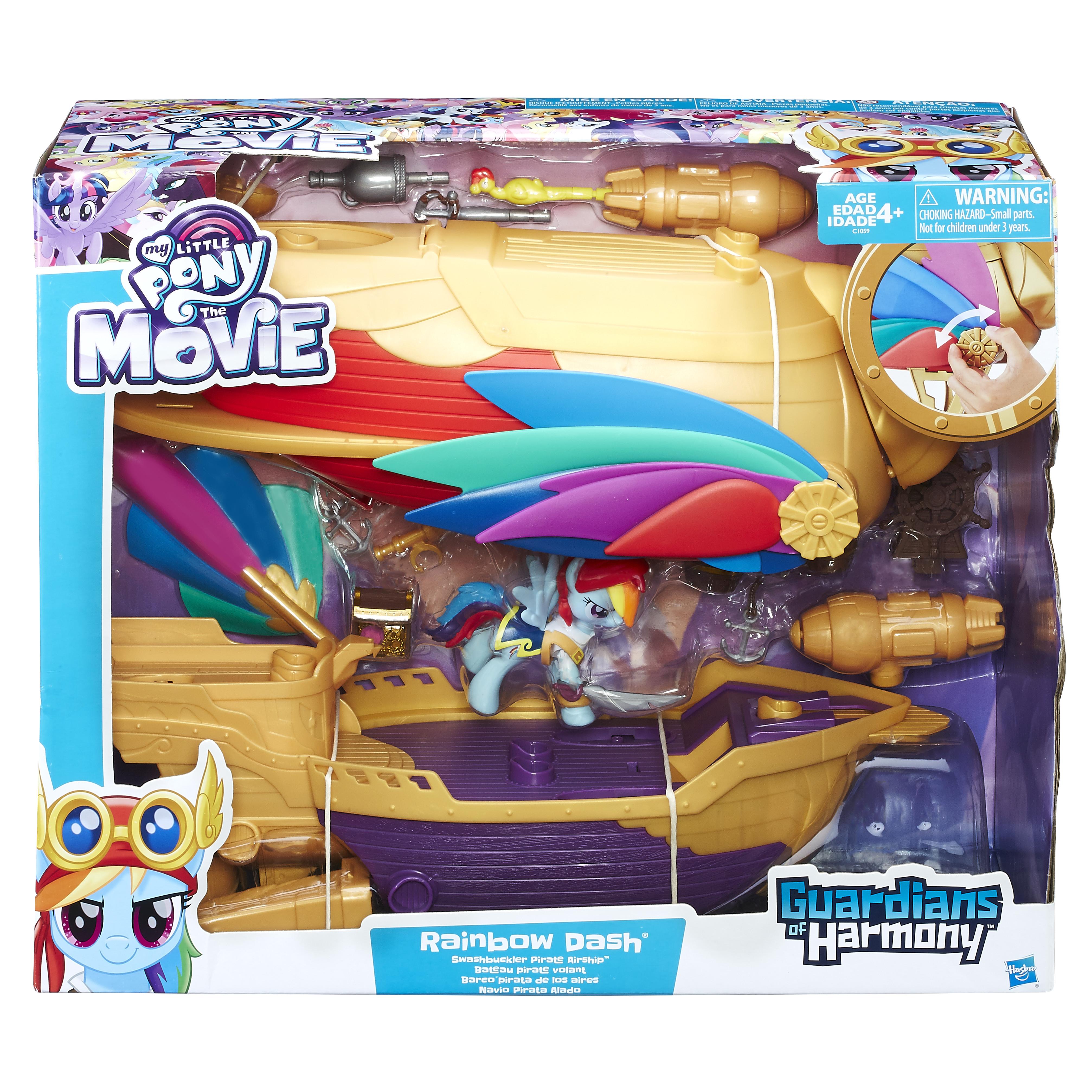 лучшая цена Моя маленькая пони (My Little Pony) My Little Pony Игровой набор My Little Pony «Хранители Гармонии»