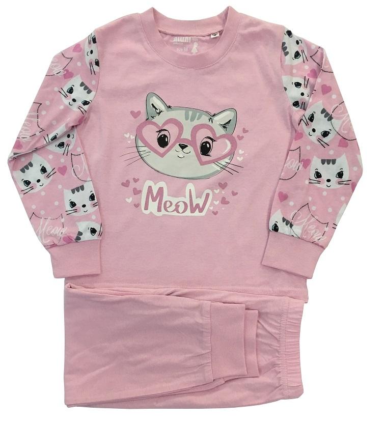 Пижама для девочки Allini 21690 пижама с шортами с рисунком