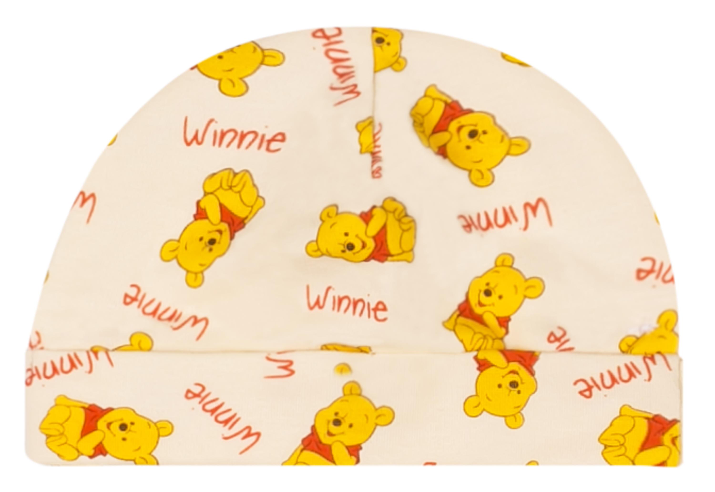 Шапка для девочки Barkito Winnie The Pooh john ледянка winnie the pooh