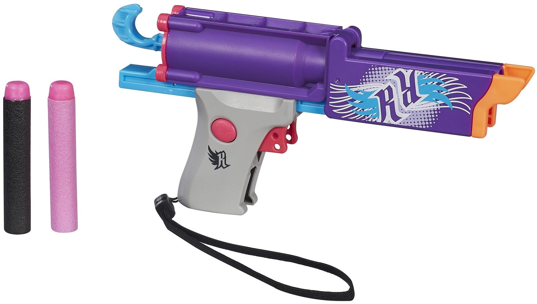 Бластеры NERF Rebelle Невидимка игрушечное оружие nerf hasbro n rebelle мини бластеры сладкая парочка 2 шт