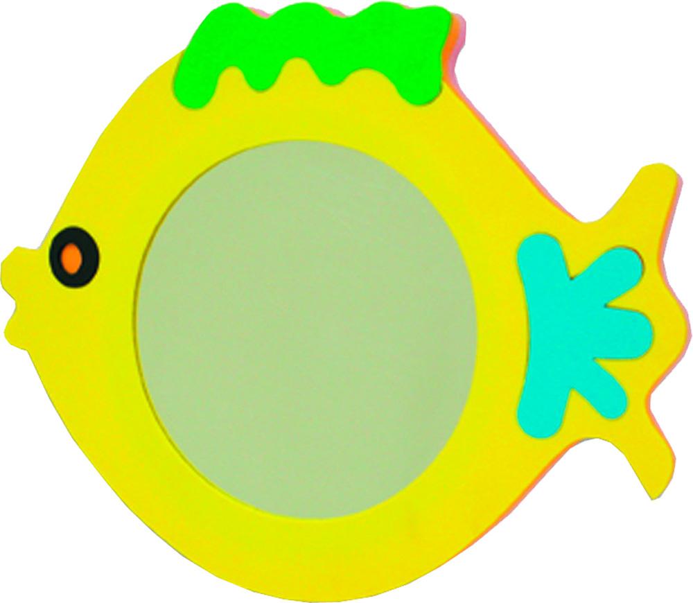 Детские игрушки для ванной Edushape Рыбка