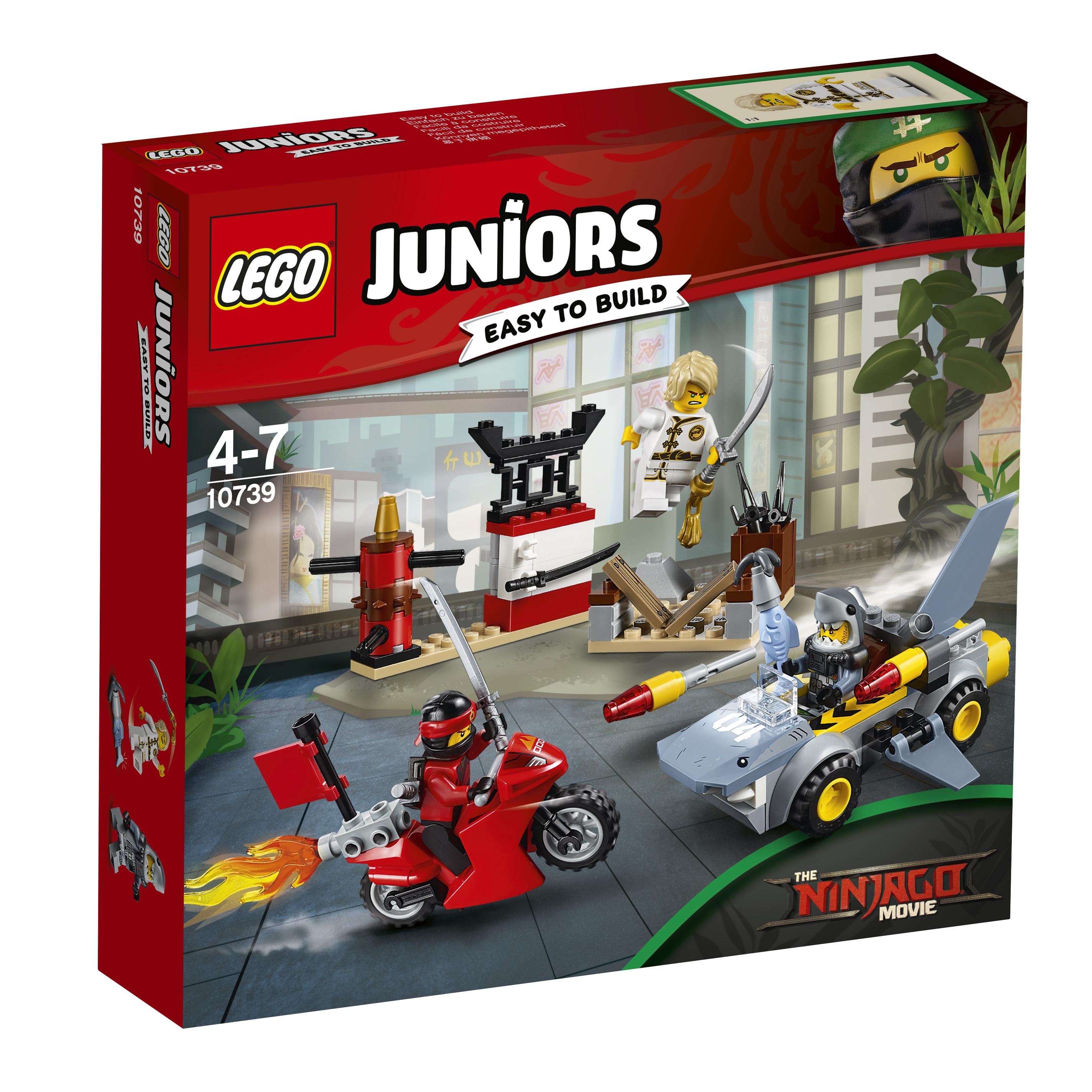 LEGO LEGO Нападение акулы оружие слово оборона и нападение