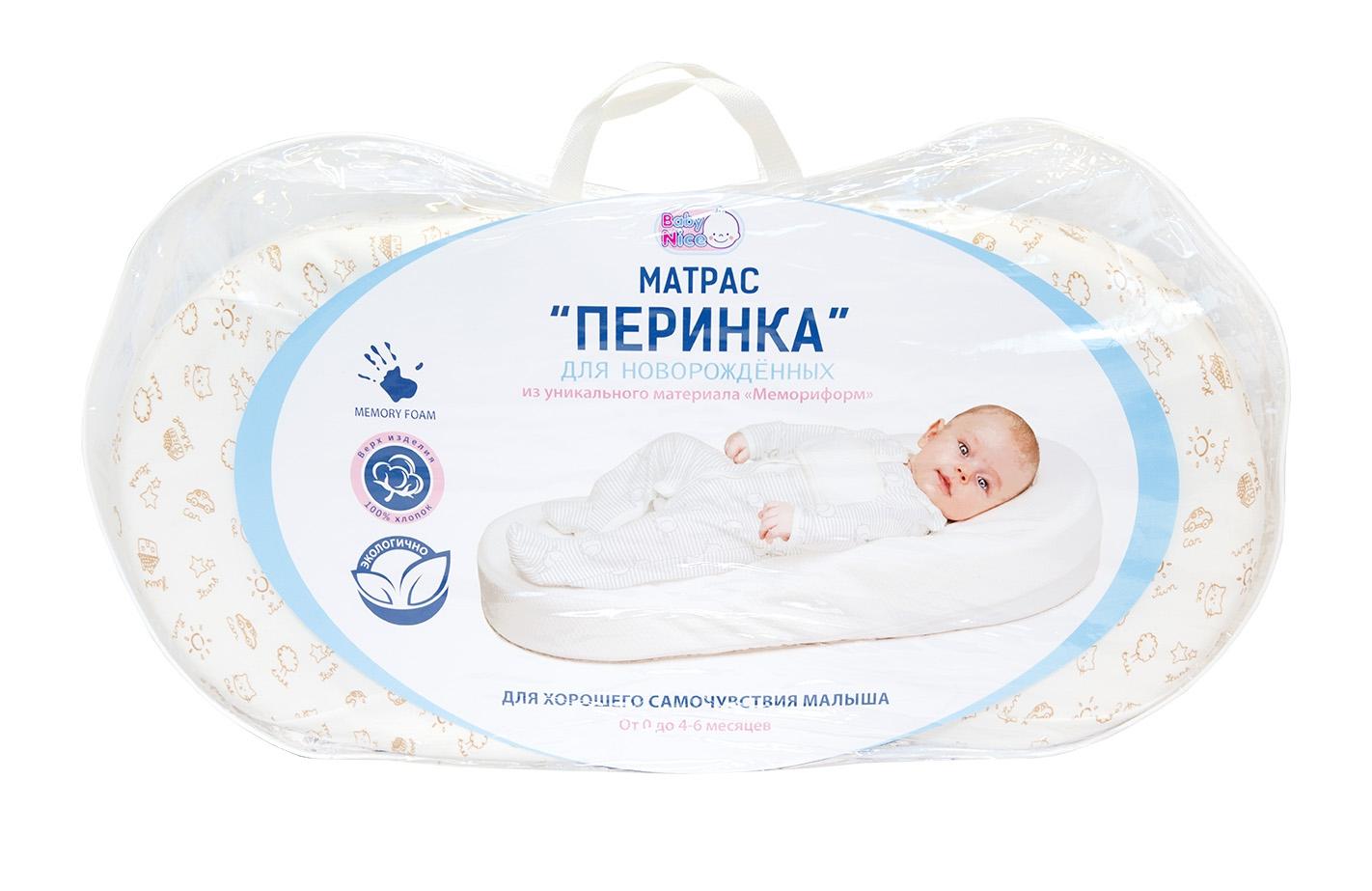 Матрас Baby Nice Перинка