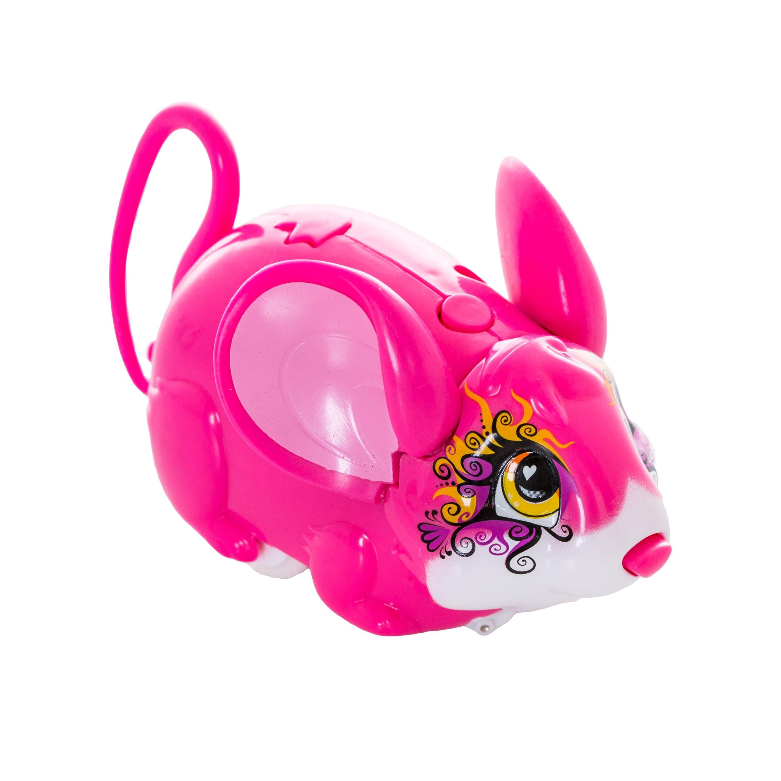 Amazing Zhus Amazing Zhus Мышка-циркач Андора игровая фигурка cepia cepia интерактивная игрушка amazing zhus мышка циркач абра