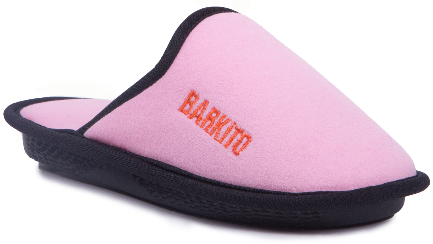 Тапочки Barkito Пантолеты для девочки Barkito, розовые