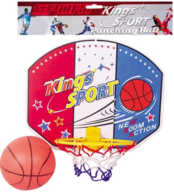 Активные игры KINGS SPORT Баскетбольный щит баскетбольный щит с кольцом dfc для батутов kengo