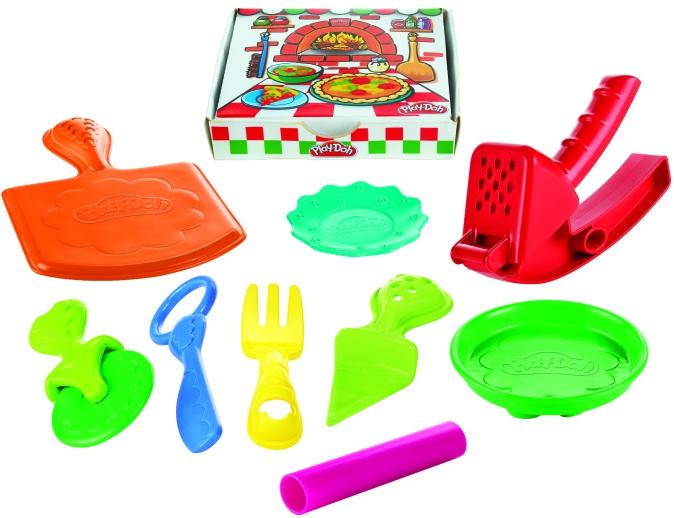 Игровой набор Hasbro Play-Doh «Пицца» цена