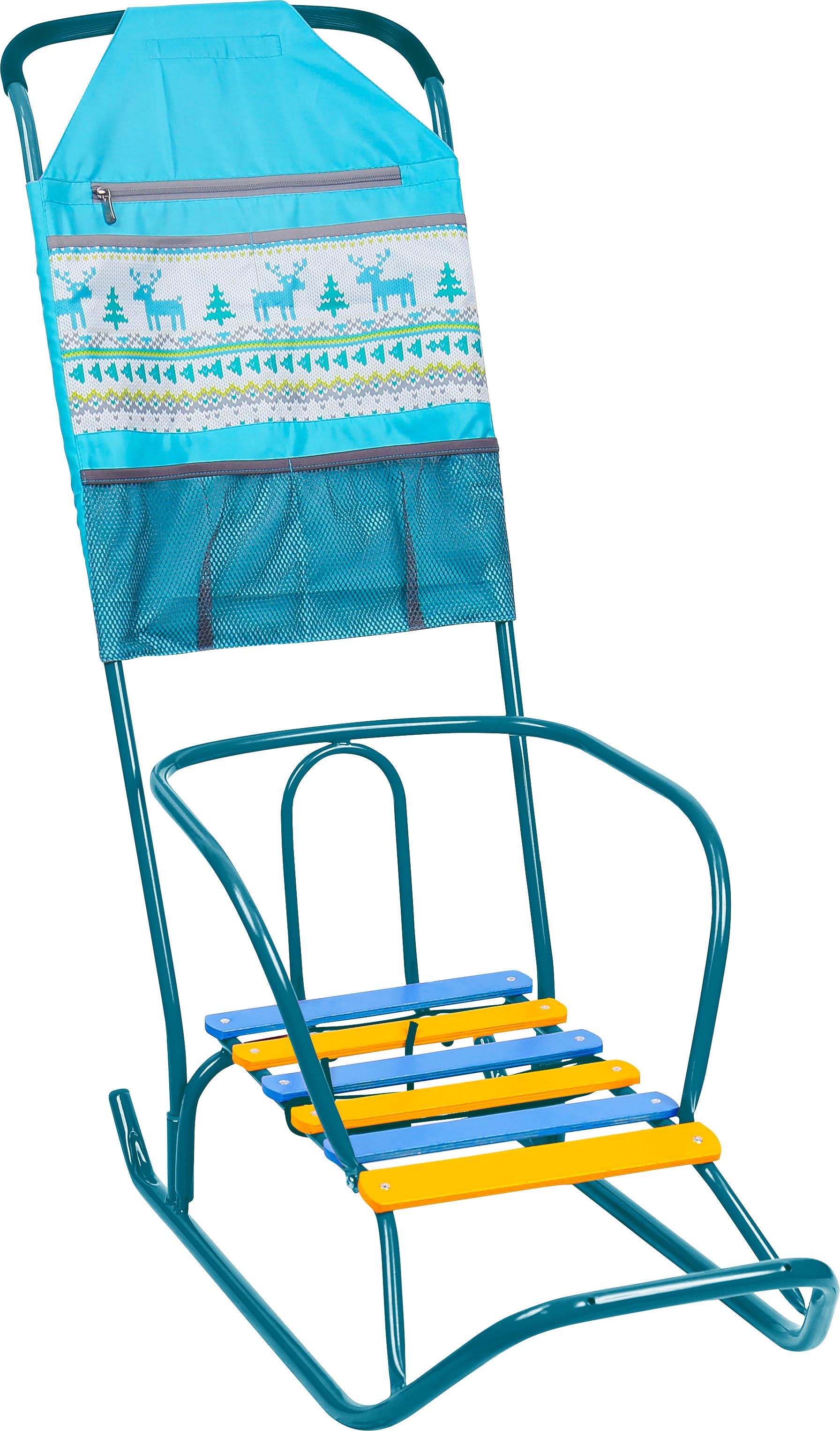 Аксессуары для колясок Nika Органайзер для санок Nika бирюзовый органайзер little tikes органайзер карман для детских принадлежностей seat pal серый
